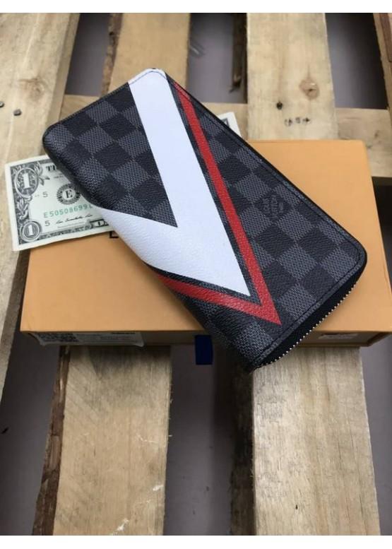 Бумажник Louis Vuitton Zippy Vertical