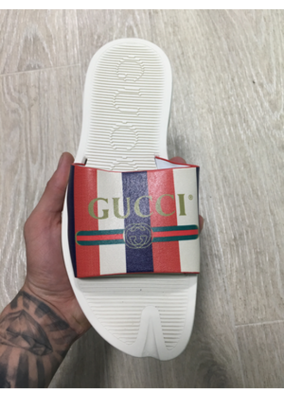 Шлепки Gucci