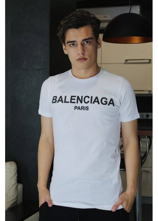 Футболка  Balenciaga 0118