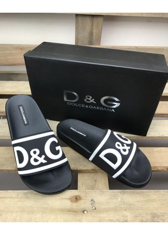 Шлепки Dolce & Gabbana