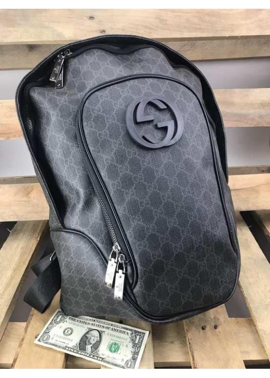 Рюкзак Gucci черный
