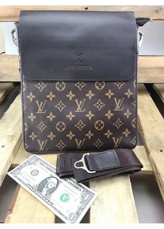 Сумка планшетка на плечо Louis Vuitton
